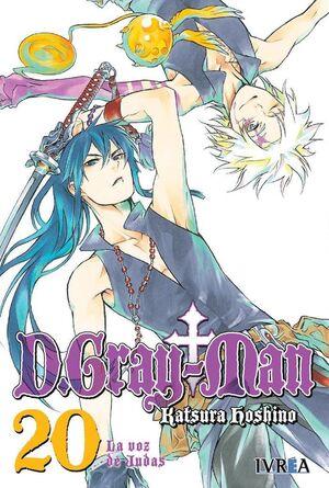 D.GRAY MAN 20