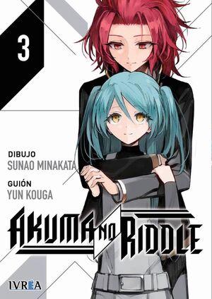 AKUMA NO RIDDLE 3