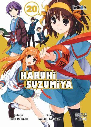 HARUHI SUZUMIYA 20