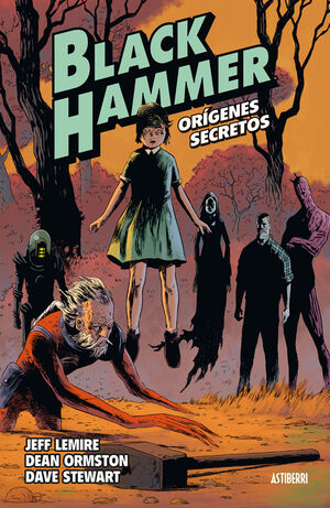 BLACK HAMMER 1. ORIGENES SECRETOS