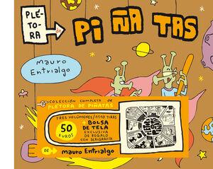 PLETORA DE PIÑATAS CON BOLSA