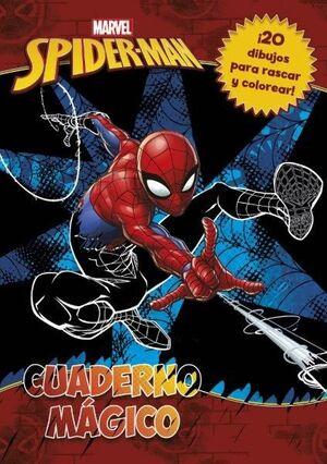 SPIDER-MAN. CUADERNO MAGICO