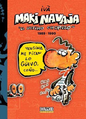 MAKINAVAJA 1989-1990