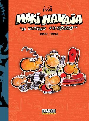 MAKINAVAJA 1990-1992