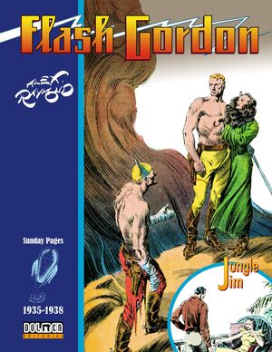 FLASH GORDON & JIM DE LA JUNGLA 1935-1938