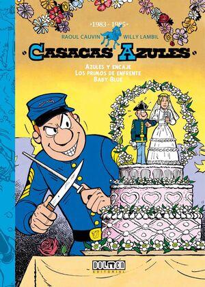 CASACAS AZULES 06 (1983-1985)