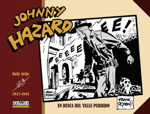 JOHNNY HAZARD 1947-1948