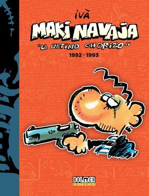 MAKINAVAJA 1992-1993