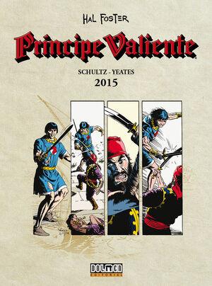 PRINCIPE VALIENTE 2015