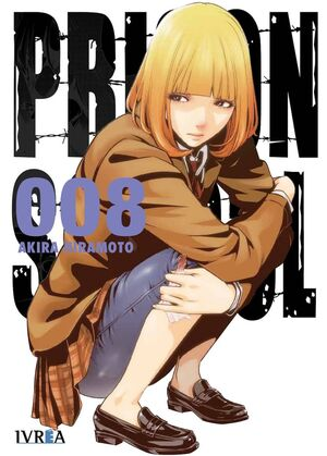 PRISON SCHOOL 8