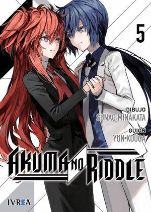 AKUMA NO RIDDLE 5
