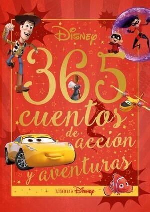 DISNEY. 365 CUENTOS DE ACCION Y AVENTURAS