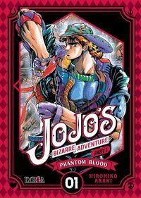 JOJO'S BIZARRE ADVENTURE PARTE 1: PHANTOM BLOOD 1