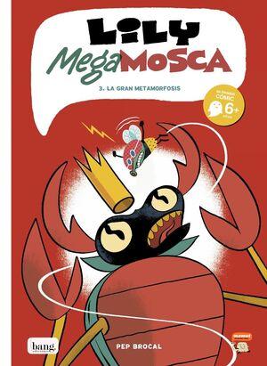LILY MEGA MOSCA - VOL 3