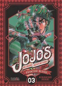 JOJO'S BIZARRE ADVENTURE PARTE 1: PHANTOM BLOOD 3