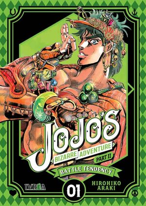 JOJO'S BIZARRE ADVENTURE PARTE 1: BATTLE TENDENCY 1