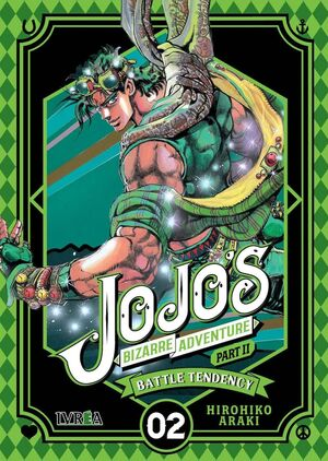JOJO'S BIZARRE ADVENTURE PARTE 1: BATTLE TENDENCY 2