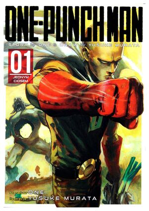 ONE PUNCH-MAN 14