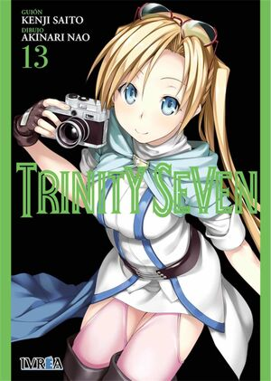 TRINITY SEVEN 13