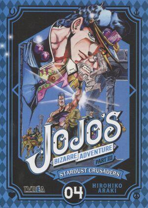 JOJO' S BIZARRE ADVENTURE PARTE 3: STARDUST CRUSADERS 4