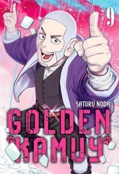 GOLDEN KAMUY N 09