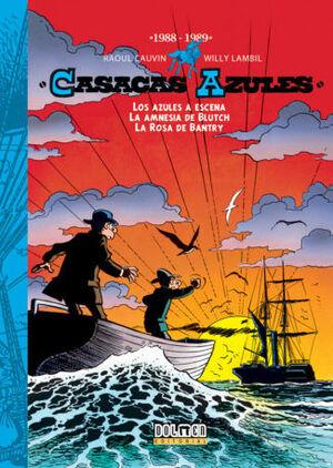 CASACAS AZULES 1988-1989