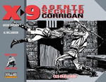 AGENTE SECRETO X-9 CORRIGAN 1968-1970