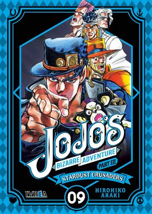 JOJO´S BIZARRE ADVENTURE PART III: STARDUST