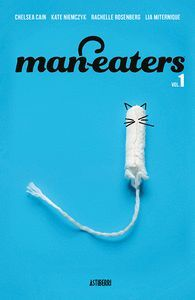 MAN EATERS 1