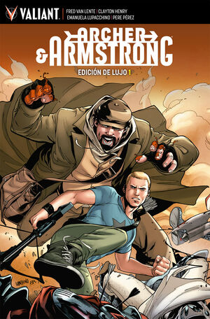 ARCHER & ARMSTRONG DX. 1