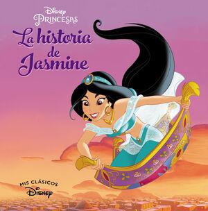 ALADDIN. LA HISTORIA DE JASMINE (MIS CLASICOS DISNEY)