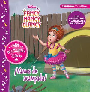 FANCY NANCY CLANCY. ¡VAMOS DE ACAMPADA! (MIS LECTURAS DISNEY)