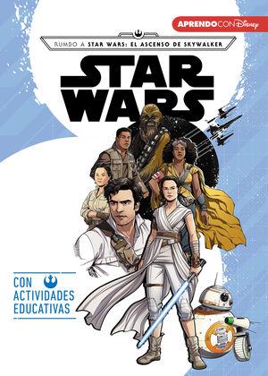 RUMBO A STAR WARS: EL ASCENSO DE SKYWALKER (LEO, JUEGO Y APRENDO CON STAR WARS)