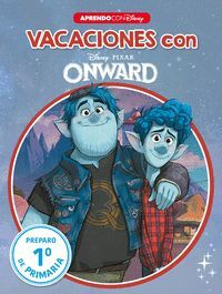 VACACIONES CON ONWARD LIBRO EDUCATIVO DIS