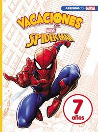 VACACIONES CON SPIDER MAN LIBRO EDUCATIVO