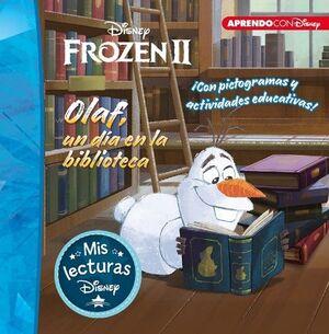 OLAF, UN DIA EN LA BIBLIOTECA (MIS LECTURAS DISNEY)