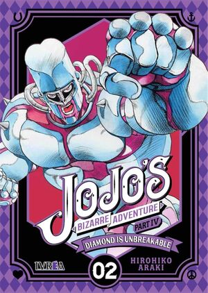 JOJO´S BIZARRE ADVENTURE PART IV: DIAMOND IS UNBREAKABLE