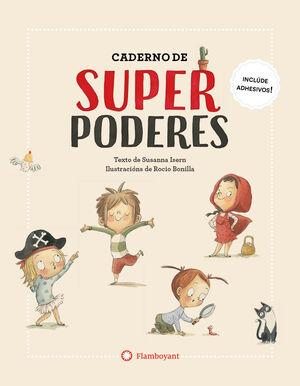 CADERNO DE SUPERPODERES