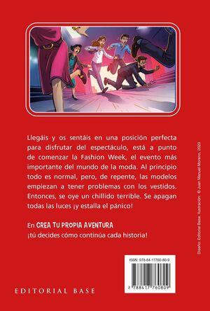 CREA TU PROPIA AVENTURA 6. PANICO EN EL DESFILE