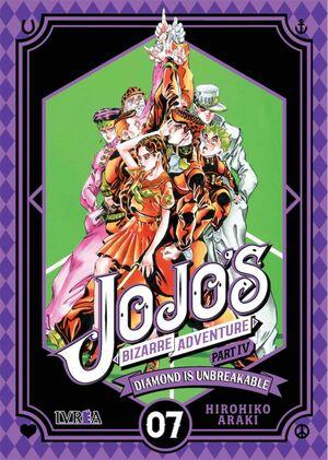 JOJO'S BIZZARRE ADVENTURE PARTE 4:DIAMOND IS UNBREAKEABLE 7