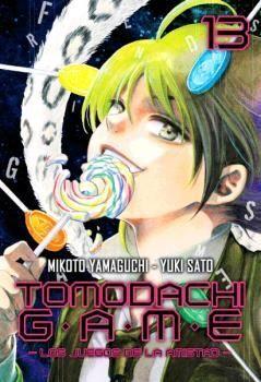 TOMODACHI GAME N 13