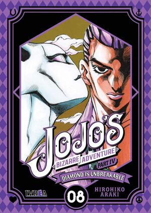 JOJO´S BIZARRE ADVENTURE PART IV DIAMOND IS UNBREAKABLE