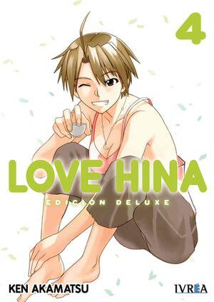 LOVE HINA EDICION DELUXE 4