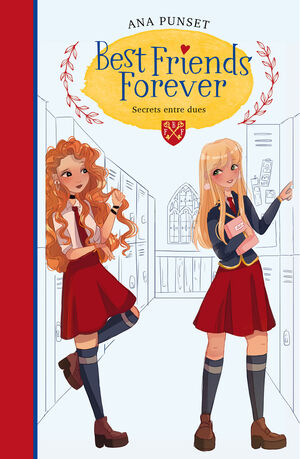 SECRETS ENTRE DUES (BEST FRIENDS FOREVER 2)