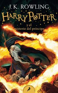 HARRY POTTER Y EL MISTERIO DEL PRINCIPE (HARRY POTTER 6)