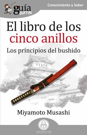 GUIABURROS EL LIBRO DE LOS CINCO ANILLOS