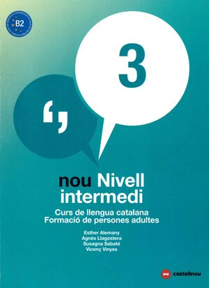 (LD) NIVELL B2. NOU NIVELL INTERMEDI 3