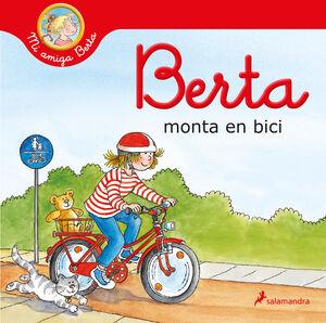 BERTA MONTA EN BICI MI AMIGA BERTA