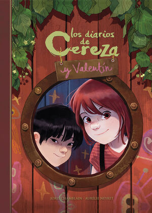 LOS DIARIOS DE CEREZA Y VALENTIN (CEREZA Y VALENTIN 1)