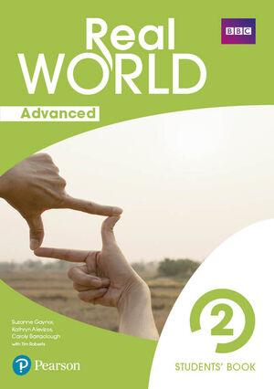 REAL WORLD ADVANCED 2 STUDENTS' BOOK WITH ONLINE AREA